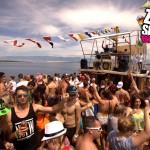 Zrce Spring Break 2014 - Croatia // Boatparty